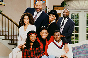 Picture of Fresh Prince Family